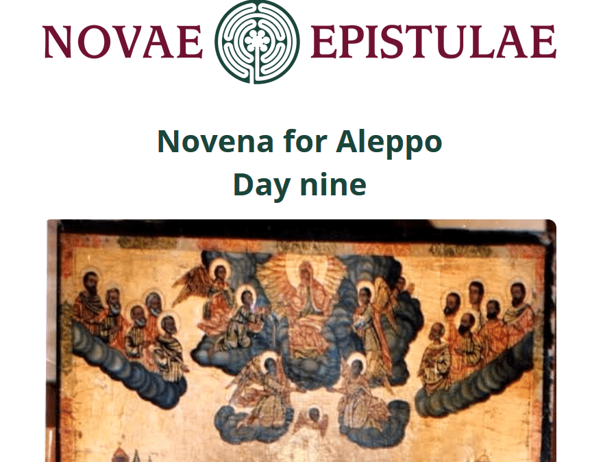 Novena for Aleppo day 9